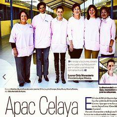 Apac de Celaya es reconocido a nivel nacional por su trabajo, entérate de todos los detalles en el No. 2 de Revista GI.