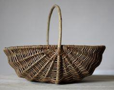 Vintage French Basket