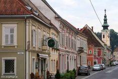Bad Radkersburg Radler, Bad, Austria, Street View, Iron Ore, Trench, Day Trips, Old Town