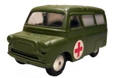 #diecast #Corgi 414 Bedford Military Ambulance new or updated at www.diecastplus.info