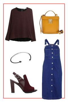 How To Wear The One Dress You Need This Fall #refinery29