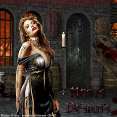 Aeval's Art: CT Tags for Vampire Love by Mary's Designs