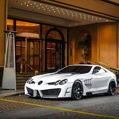 Mercedes-Benz SLR McLaren 777 Renovatio by Mansory Lamborghini, Ferrari, Maserati, Bugatti, Luxury Sports Cars, New Sports Cars, Best Luxury Cars, Sport Cars, Bmw