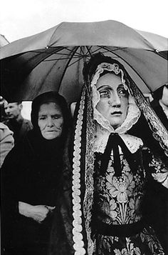 Las lágrimas de la dolorosa - Cristina Garcia Rodero