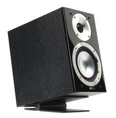 Amazon.com: SoundXtra Universal Desktop Speaker Stand - Large, Pair (Black)…