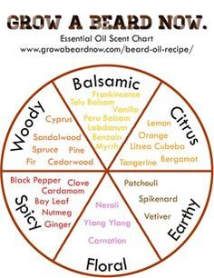 Oil Recipe - Homemade Beard Oil This link is basically a guide to start making beard oil, but, also a resource for selling your beard oil.This link is basically a guide to start making beard oil, but, also a resource for selling your beard oil. Homemade Beard Oil, Diy Beard Oil, Beard Oil And Balm, Beard Balm, Essential Oil Chart, Essential Oil Scents, Young Living Essential Oils, Mustache Wax, Diy Beauté