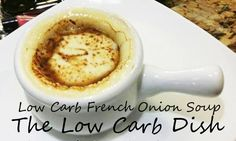 The Low Carb Dish