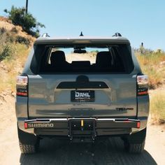 A Toyota TRD Pro build including favorite modifications, why I chose the as my adventure vehicle and how I found the Toyota TRD Pro in Cement Grey. 2017 Toyota 4runner Sr5, Toyota 4runner Trd, Toyota Celica, Toyota Supra, 4runner Forum, 4runner Accessories, Pro Builds, Toyota Land Cruiser, Rigs
