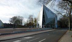 Poppodium De Vorstin , Hilversum by van Dongen–Koschuch Architects and Planners  // http://vd-k.eu/