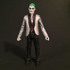 Joker (Movie Masters) Custom Action Figure