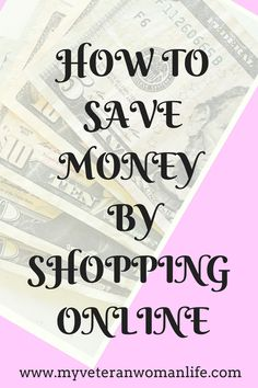 How to save money by shopping online using Ebates.