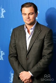 Leonardo Dicaprio the Photocall For Shutter Island at the Berlin Grand Hyatt Hotel, During the 60th Berlin International Film Festival 2010 Photo by Roger Harvey-Globe Photos, Inc. 2010