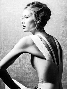 Doutzen Kroes by Craig McDean for Vogue.