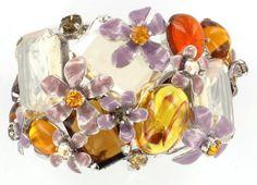 Philippe Ferrandis Cuff Bracelet    www.IsabelleK.com