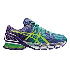 Womens ASICS GEL-Kinsei 5 Running Shoe--shoes I just ordered for finishing my first 8 weeks of Les Mills Combat!!