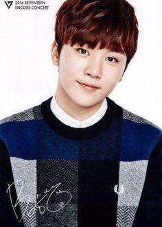 Seungkwan / Seventeen