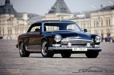 Volga in a cool way…  Published: September 2, 2009      While surfing the net I found this speechless Volga interpretation. I am sure this in a modern look at a Soviet Union Volga Pobeda. Recently, a lot of kinda tuning style Pobeda's were made usually equipped with