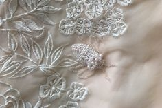 HdeP Bridal Details - Wild Things bespoke and made to order wedding dresses and wedding outfits. Bridal couture dresses for weddings with unique embroidery. Wedding Designs, Wedding Styles, Wedding Photos, Hermione, Couture Dresses, Veils, Monograms, Ethereal, Flower Designs