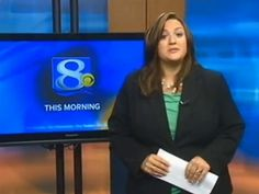 Too fat for TV? Anchor fires back at critic; outpouring ensues