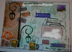 ma_nov11 Date, Scrap, Album, Mail Art, Photos, Scrap Material, Cake Smash Pictures