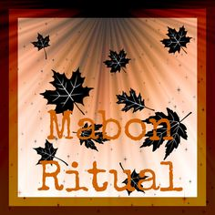 Mabon Ritual How to for Beginner Wicca Witch and by WhichDesigns