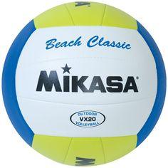a7ca3c87b Mikasa VX20 Classic Replica Beach Volleyball