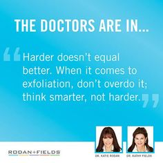 Exfoliation assists skin's natural shedding process and reveals newer, fresher skin cells below, resulting in healthy, luminous-looking skin. On days when you're not using your REDEFINE MACRO Exfoliator™, a micro-dermabrasion paste can be a great complement to energize skin cells, as long as you don't use them on the same day. For best results, exfoliate smarter, not harder.