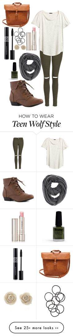 """Teen Wolf- Isaac Lahey Inspired Outfit"" by lili-c on Polyvore"