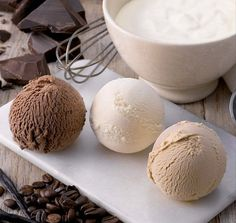 crème glacée... I might not know what exactly that is, but I know it looks and sounds delicious