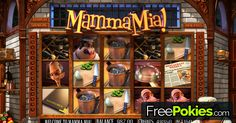 Mamma Mi is a cooking theme pokie game from Betsoft that features free games, a critics bonus and a unique locking wilds option. Play now at FreePokies.com