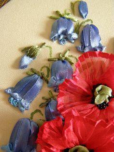 Gallery.ru / Фото #19 - Моя вышивка лентами 2 - Valehcia