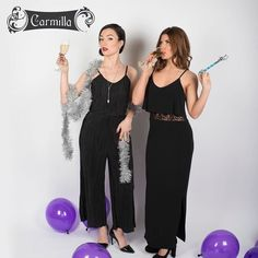 regram @carmillaseries Happy New Year's! May this year be the best one yet. With Love Carmilla HQ