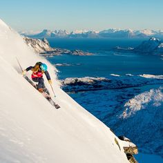 Ski? Snowboard? You Need to Visit These 30 Places.