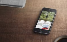 facebook introduces paper, an immersive news reading app