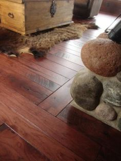 Character Hickory Wide Plank Floors [Balsam Wide Plank]