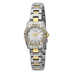 Caravelle By Bulova Women's Two-Tone Bracelet Watch $109.00