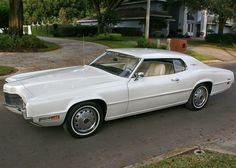 All American Classic Cars: 1970 Ford Thunderbird 2-Door Hardtop