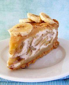 Satisfy your sweet tooth the way they do across the pond with this British Banoffee Pie Recipe. This classic British dessert is a combination of bananas and toffee sauce in the form of a pie. It's so rich and delicious, you'll need to taste it to believe it. This recipe is perfect to take to your next potluck as a way to add some variety to the dessert table. It's so simple, and the filling complements the 2-ingredient graham cracker crust perfectly.