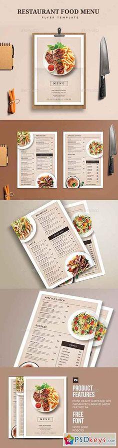Restaurant Food Menu 19199316