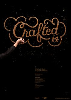 A malty masthead for AAF Cincinnati Addys in tandem with Landor heralds the call to entries for makers of the crafted. Roasted malt. November 2013.