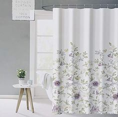 150CM x 180CM Beautiful Skull Baccessor Skulls Shower Curtain Sugar Roes Flowers Skull Skeleton Halloween All Saints Day Black and White Waterproof Bathroom Decor with Hooks,60 W x 72 H