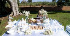 baby bear sweet table