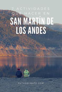7 Actividades que hacer en San Martín de los Andes #patagonia #aargentina
