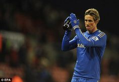 Come home Fernando! Atletico keen to take Chelsea misfit Torres on loan #soccer #sports #chelsea