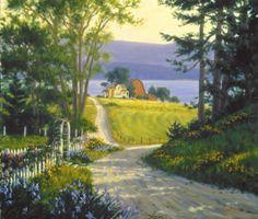 'Coastal Backroads' by Randy Van Beek