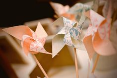custom pinwheel wedding favors for Singapore