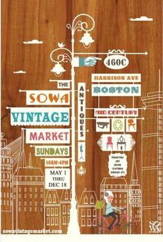 I love SOWA!!! I can't wait for the weather to get better :)