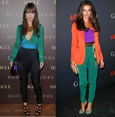 New Trend on the Block: Color Blocking   Rock This Style