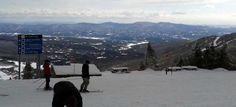 Vue sommet, Stowe, Vermont, février 2014 Snowboard, Vermont, Photos, Usa, Outdoor, Floor, Snow, Travel, Outdoors
