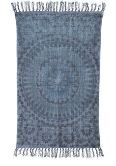 Rug Ad0313, ICAT, Green by House Doctor DK